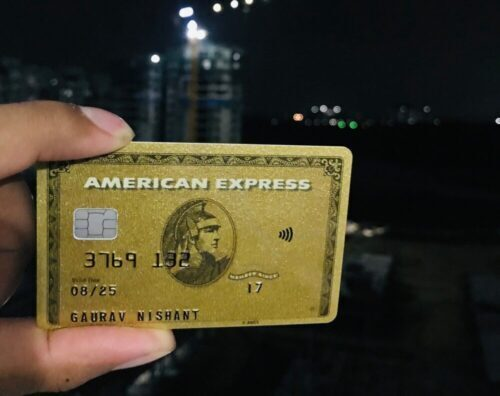 American Express Amex Gold Charge Card