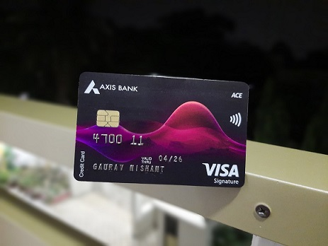 Axis Ace Credit Card Review