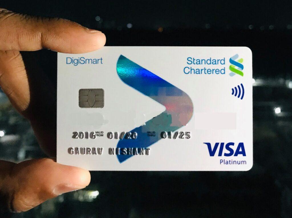 Standard Chartered StanC Digismart